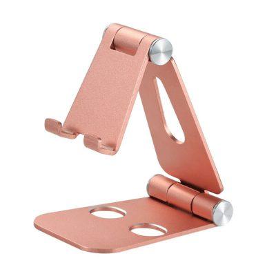 Telefoonhouder roze 1
