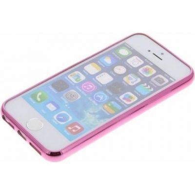 Roze TPU hoesje iPhone 5s