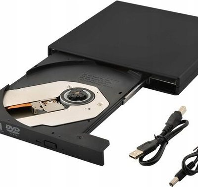 CD DVD Speler 1