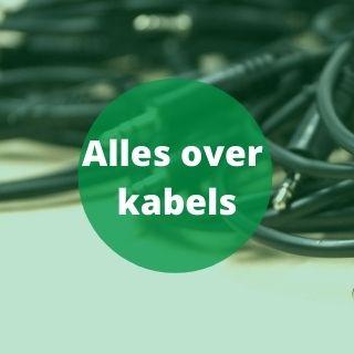 Alles over kabels